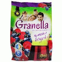 Гранулированный чай с ароматом лесных ягод Granella 400 гр. (Польша)