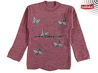Теплая свитер туника для девочек 6-7 лет.Турция!Свитер, кофта, джемпер, туника, на девочку