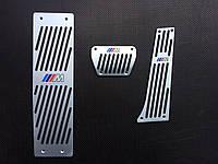 Накладки на педали  M Power BMW Х5 e53