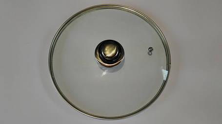 Крышка стеклянная на сковораду (18 см), фото 2