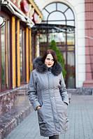 Зимняя куртка для беременной 2в1