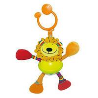 """Активная игрушка-подвескa Biba Toys """"Львёнок"""""""
