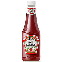Кетчуп Томатный Heinz Hot Ketchup (570 г), фото 1