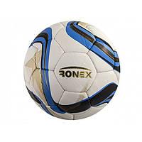 """Мяч футбольный """"Ronex Zulu"""" blue / black"""