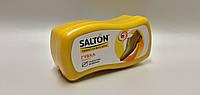 Salton Губка для обуви гладкая кожа с норковым маслом БЕСЦВЕТНАЯ