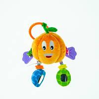 Активная игрушка-подвеска  Biba Toys Веселый апельсинчик