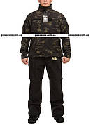 Куртка демисезонная Softshell Mandrake Black