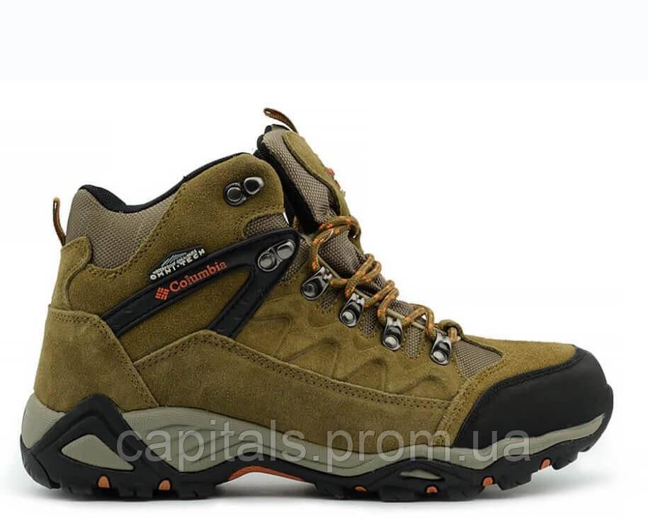 Мужские ботинки Columbia Omni-Grip