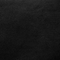 Фатин жесткий -  цвет черный