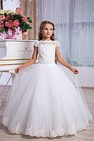 Платье выпускное детское нарядное D985, фото 1