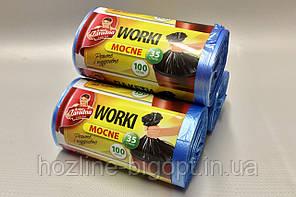 Anna Zaradna (Sweet Home) пакеты для мусора HDPE 35л./100шт.