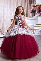 Платье выпускное детское нарядное D981, фото 1
