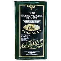 Оливковое масло Oleada Olio Extra Vergine Di Oliva 5л (шт.), фото 1