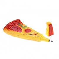Шариковая ручка - магнит Пицца