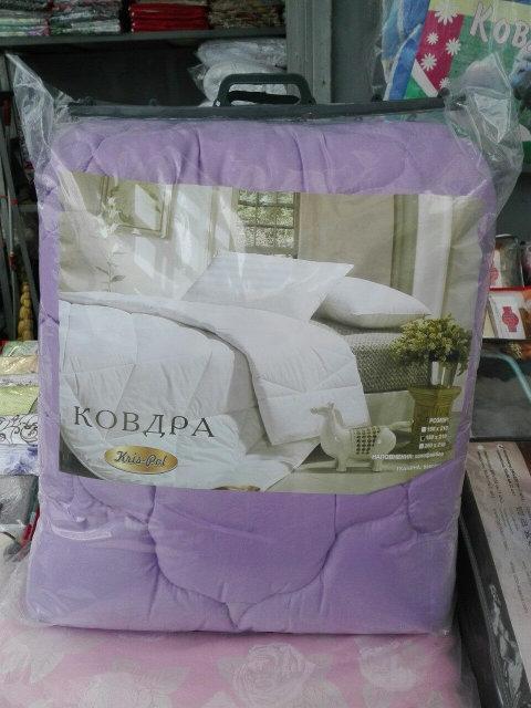 Одеяло полуторное с холофайбера Код оп28