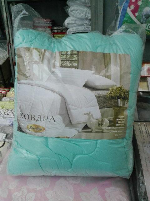 Одеяло полуторное с холофайбера Код оп31