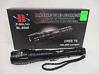 Карманный фонарик BL-8668-T6