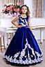 Платье выпускное детское нарядное D978