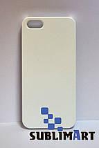 Чехол для 3D сублимации на Iphone 5/5S матовый, фото 2