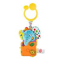 """Активная игрушка-подвеска Biba Toys """"Слонёнок"""""""