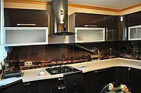 Кухня на заказ с фотопечатью, фото 1