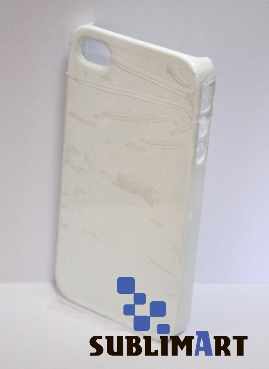 Чехол для 3D сублимации на Iphone 4/4S глянец