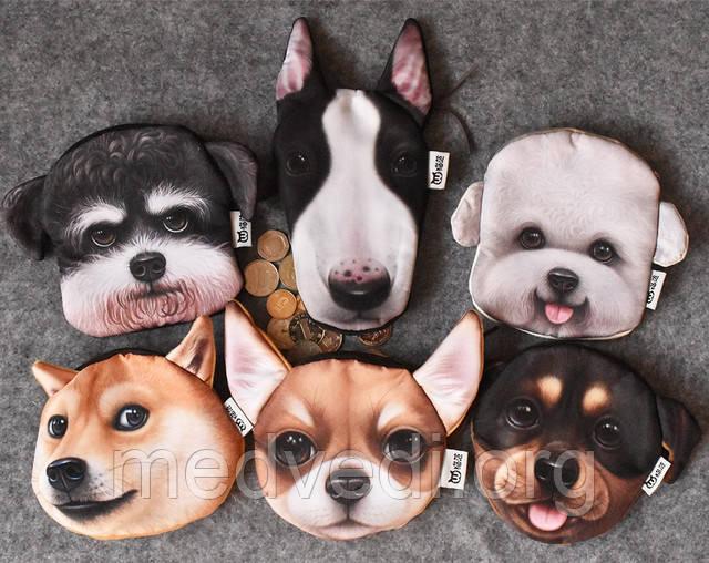 красиві дитячі гаманці собаки