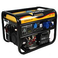 Бензиновый генератор Forte FG6500EA (5,5 кВт)