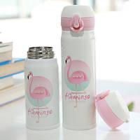 Термос фламинго 350 мл.