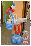 Воздушные шары для встречи с роддома