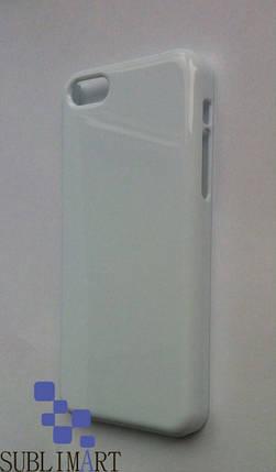 Чехол для 3D сублимации на Iphone 5C глянец, фото 2