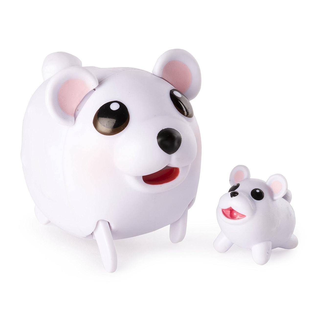 Spin Master Игровой набор Chubby Puppies из 2 фигурок - Полярные медведи