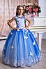 Платье выпускное детское нарядное D972