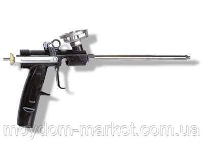 Пістолет для монтажної піни металевий з регулятором ANSER AMP-31