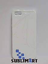 Чехол для 3D сублимационной печати на Iphone 5/5S глянец, фото 2