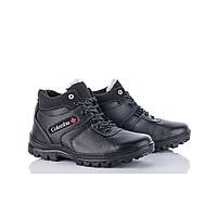 Зимние ботинки Columbia на меху, прошиты, есть 40-45 размеры