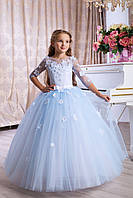 Платье выпускное детское нарядное D969, фото 1