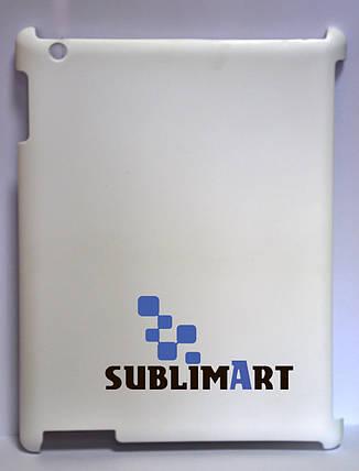 Чехол для 3D сублимации на планшете Ipad 2/3 глянец-мат, фото 2
