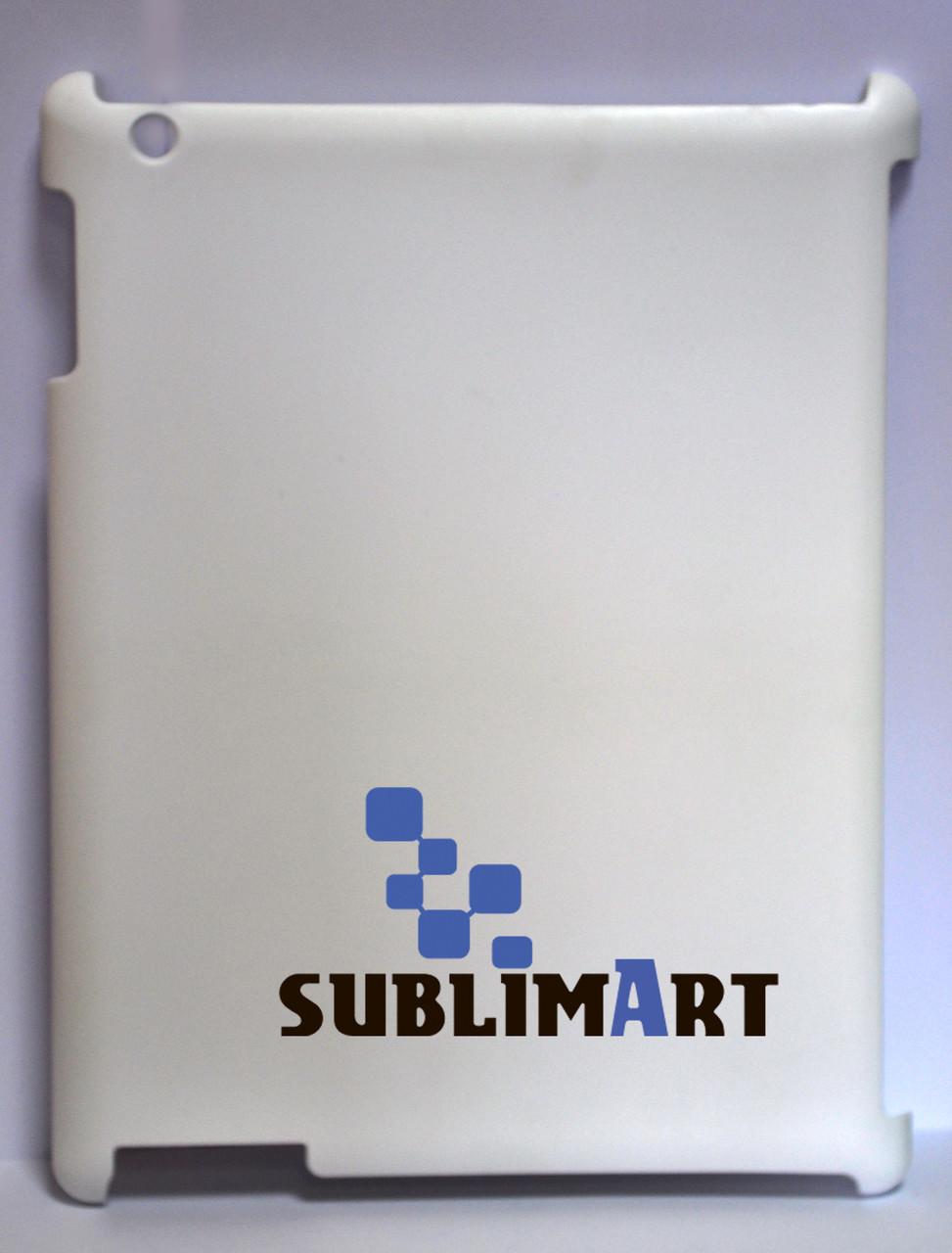 Чехол для 3D сублимации на планшете Ipad 2/3 глянец-мат
