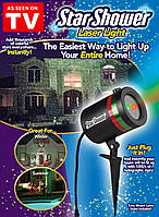 Лазерный  проектор Star Shower Laser