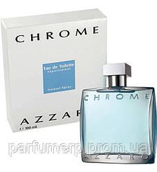 Azzaro Chrome 100ml, Мужские, Туалетная Вода, Интернет-Магазин Parisparfum.com.ua  - Оригинал!!!
