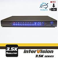 UDR-35K-32USB 32 канальный  видеорегистратор Ultra HD InterVision