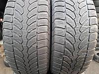 Шины зимние б\у 225\55-16 Bridgestone Blizzak LM32