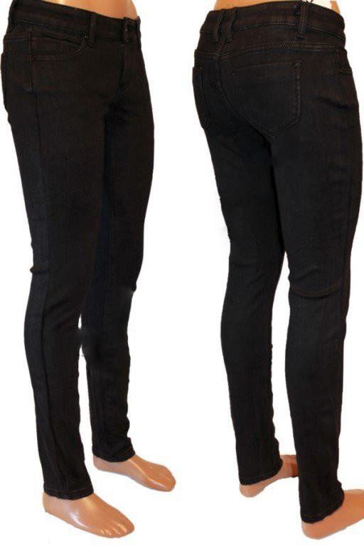 9aac6db1154 Джинсы женские утепленные черные с флисом NEW JEANS р28-30   продажа ...