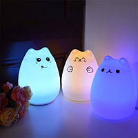 "Led Ночники ""Happy Cats"", фото 1"