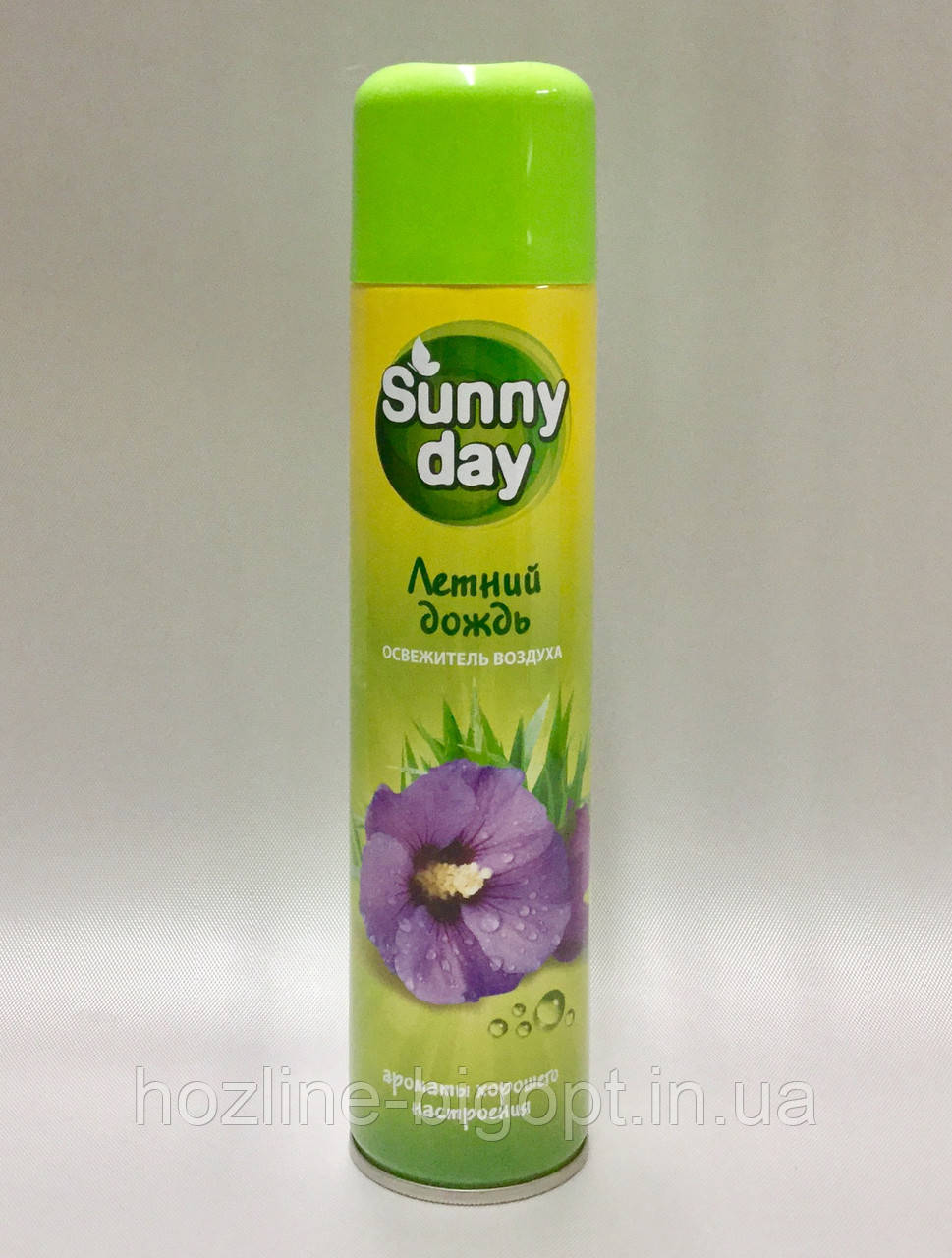 Sunny Day Освежитель воздуха  ЛЕТНИЙ ДОЖДЬ