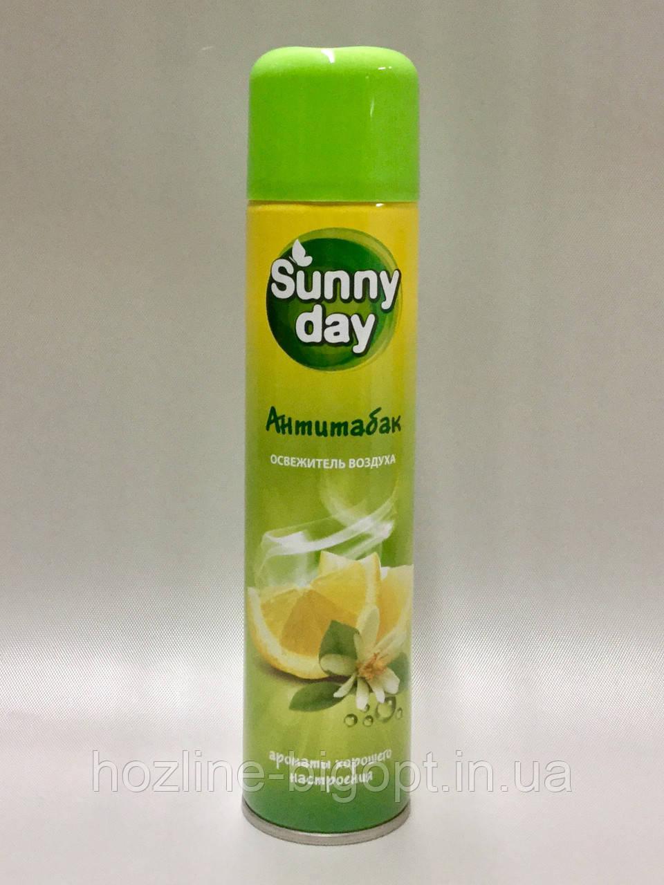 Sunny Day Освіжувач повітря АНТИТЮТЮН