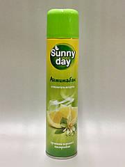 Sunny Day Освежитель воздуха  АНТИТАБАК