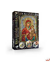 Набор для творчества DIAMOND MOSAIC, алмазная мозайка Дева Мария Toys, DM-02-09
