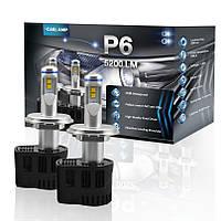 Мощно яркие автомобильные led лампы нового поколения Carlamp LED P6 H4 CP6H4